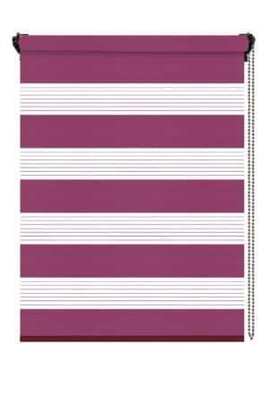 Day and Night rolete plaine-fuchsia-rulouri-textile